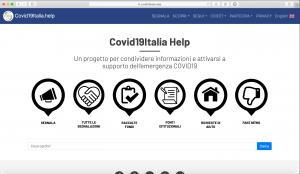 Covid19Italia Help